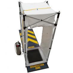 Portable Decontamination Misting Shower PORTAdec 500