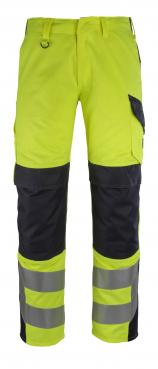 MASCOT® MULTISAFE Arbon Trousers with Kneepad Pockets
