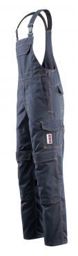 MASCOT® MULTISAFE Freibourg Bib & Brace with Kneepad Pockets