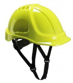 Endurance Helmet Yellow