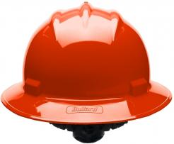 Bullard Safety Helmet S71 Hi Viz Orange Singapore