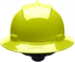Bullard Safety Helmet S71 Hi Viz Yellow