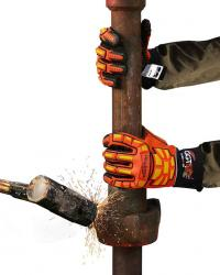 Hexarmor GGT5® Mud 4021X Gloves