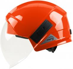 bullard magma firefighter helmet