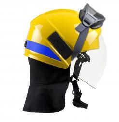 Bullard Magma Fire Helmet