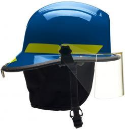 Bullard LT Fireman Helmet