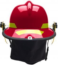 Bullard LTX Fireman Helmet Singapore