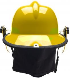 Bullard LTX Fireman Helmet