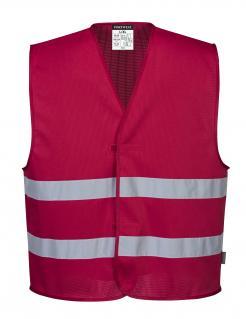 MeshAir Iona Vest Red