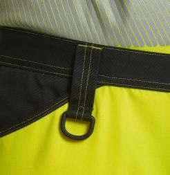 PW3 Hi-Vis Work Trousers