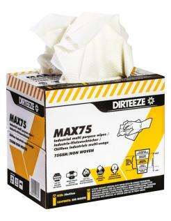 MAX75 INDUSTRIAL MULTI PURPOSE WIPES