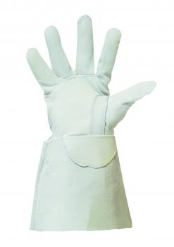 Electricians Leather Protector Gauntlet (Without Buckle)