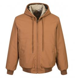 FR Duck Quilt Lined Jacket