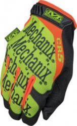 Mechanix Wear Safety Original CR5 Gloves Hi-Viz Yellow