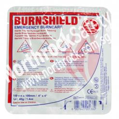 Sterile Burn Dressing 100mm x 100mm Burnshield