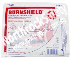 Sterile Burn Dressing 200mm x 200mm Burnshield 900906