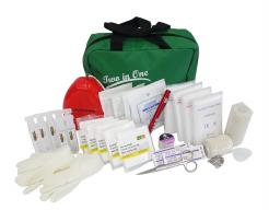 first aid kit a in bag