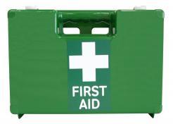 first aid box b