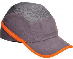 grey bump cap