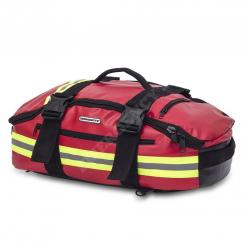 Elite Bags Emergency's Trapezoidal Backpack Red