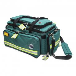 Elite Bags Emergency's CRITICAL'S Advanced Life Support Bag Green