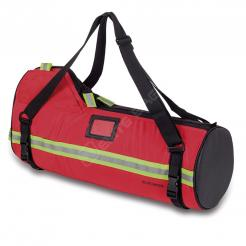 Elite Bags Emergency's TUBE'S Cylindrical Bag for Oxygen Cylinders Red