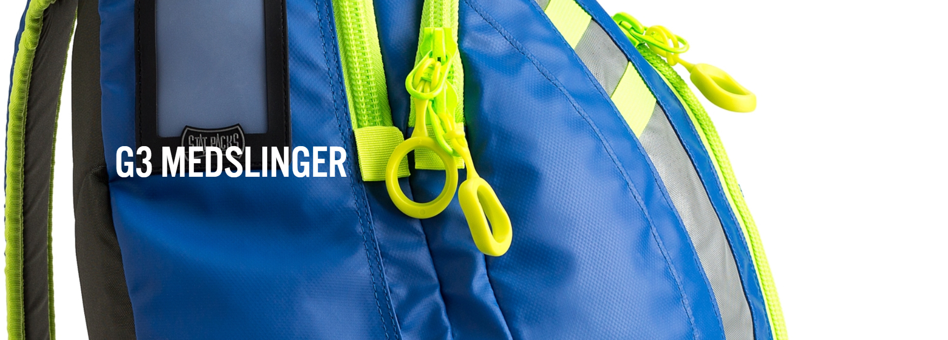 c61fd5db5e6811 The Med Slinger is the original EMT pack that doubles as a sports medicine  pack.