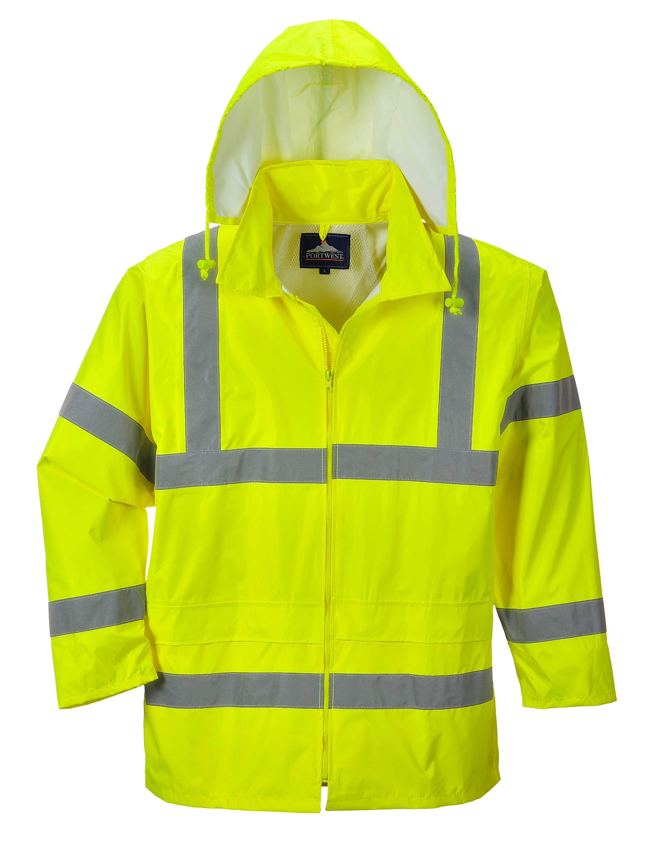 Northrock Safety Hi Vis Rain Jacket Hi Vis Rain Jacket