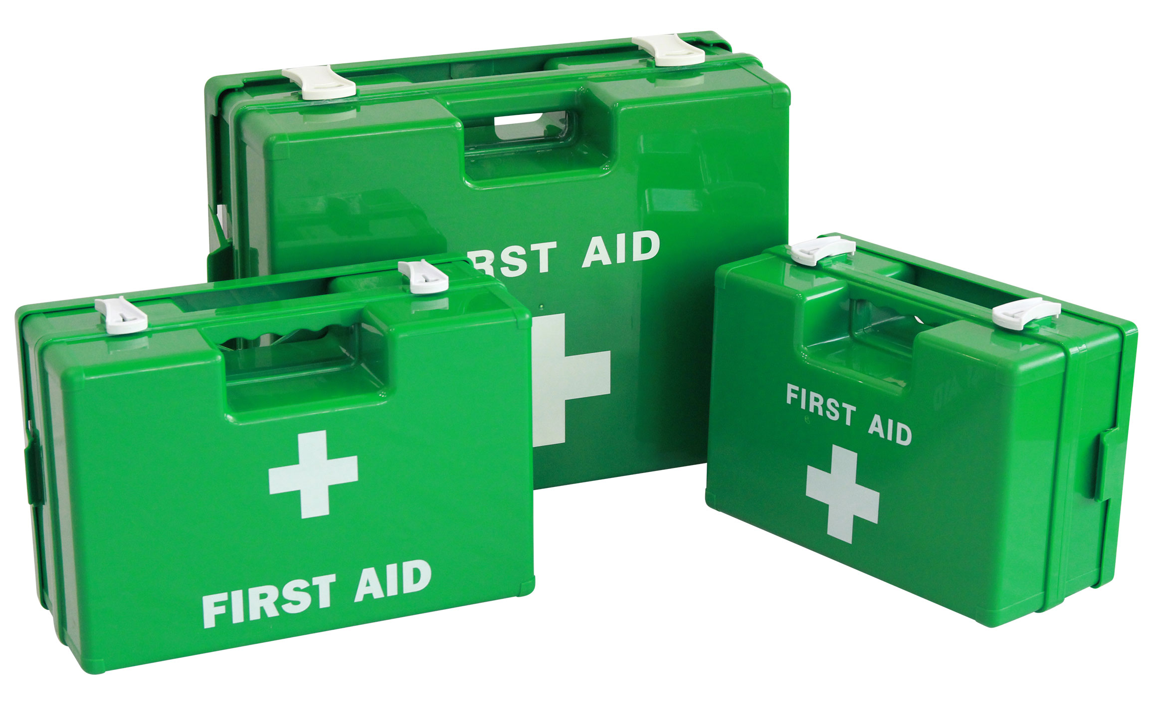 Northrock Safety Green First Aid Box Empty First Aid