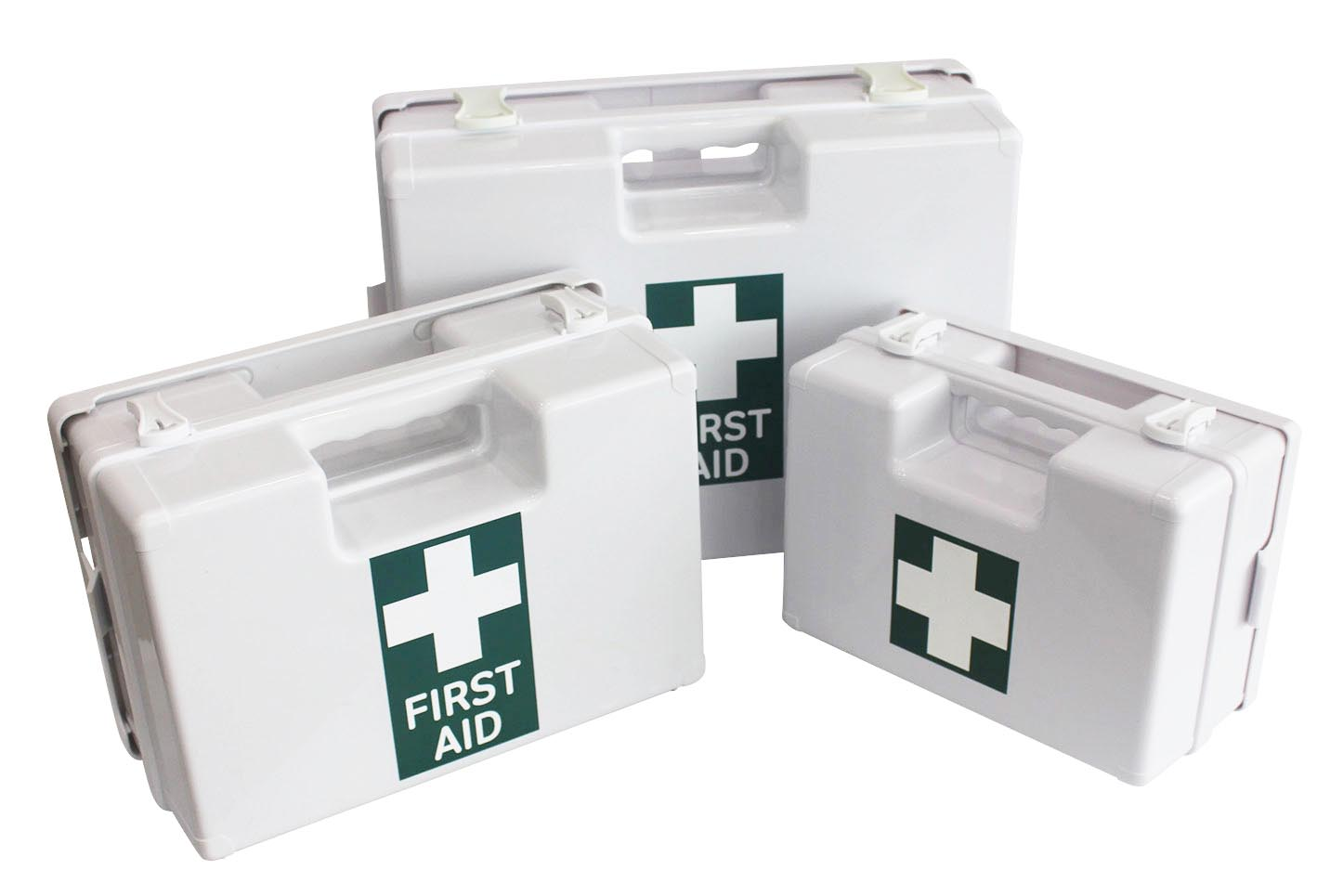 Northrock Safety White First Aid Box Singapore First Aid