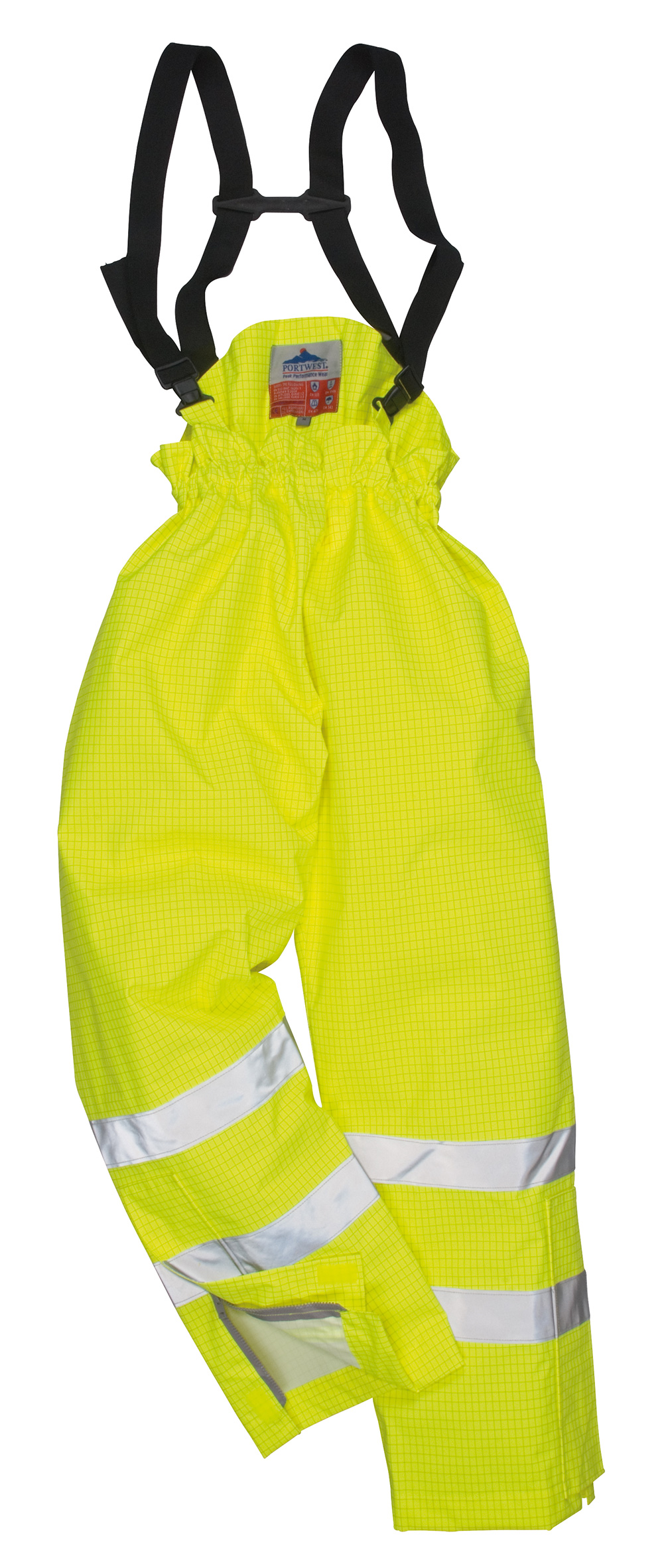 5e62b59870da Northrock Safety   Bizflame Rain Unlined - Hi-Vis Antistatic FR ...