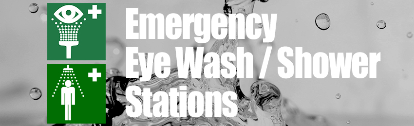Management of Emergency Showers & Eyewashes